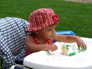 Regan's First Birthday 116
