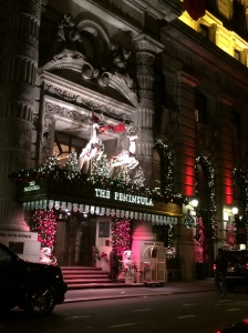 The Penninsula Hotel